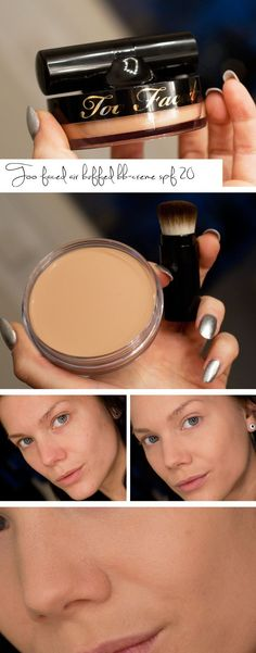 Linda Testar : Too Faced Air Buffed BB Creme SPF20