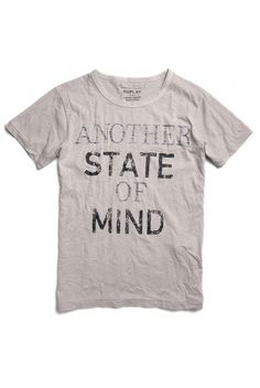 Cotton jersey T-shirt with print on front light grey   Tshirt   Man   SS13   Replay   REPLAY Online Shop