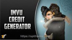 #IMVU Credit Generator The ultimate possibility of fulfilling your #gaming desires!  VISIT> https://optihacks.com/imvu-credit-generator/