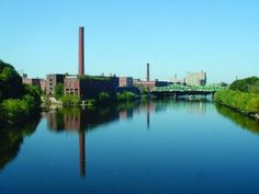 Lawrence, Massachusetts. Where my father grew up.