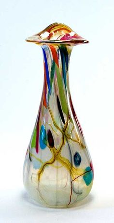 Contemporary Art Glass - Tom Michel.