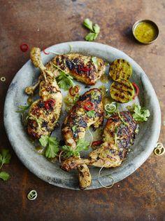 BBQ Thai Chicken   Chicken Recipes   Jamie Oliver Recipes