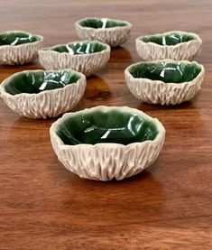 Tiny Green Geode Bowl Green and White Ceramic Bowl Ring Dish Salt Dish Small Porcelain Dish Fashion Bowl ceramic ceramic pottery Dish Geode Green Porcelain ring Salt Small Tiny White Blue Pottery, Pottery Bowls, Ceramic Bowls, Ceramic Pottery, Thrown Pottery, Ceramic Mugs, Slab Ceramics, White Ceramics, Japanese Ceramics