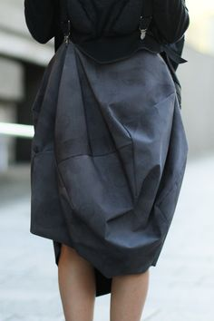 people wearing comme des garcons: Photo