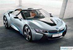 BMW i 8 Spyder - Véhicules electrique et hybride www.esthetiquehomme.com