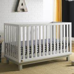 Riley Island 3-in-1 Convertible Crib  - Bought It!