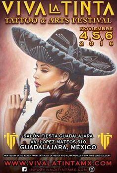 2º Viva La Tinta Tattoo Festival   Tattoo Filter