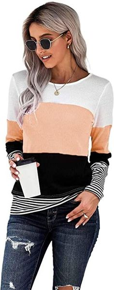 Long Sweaters, Pullover Sweaters, Sweaters For Women, Tunic Designs, Sweater Outfits, Casual Tops, Long Sleeve Sweater, Shirt Blouses, Shirts