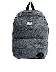 Image 1 ofVans Old Skool Herringbone Backpack