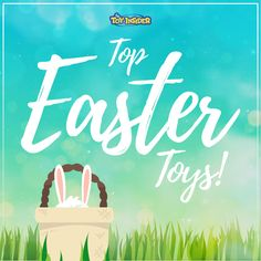 Top #Easter toys that won't stay in the basket long