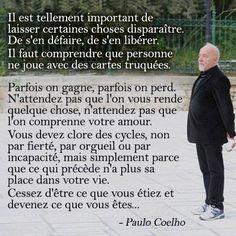 ✗ Il est tellement important de .... ✗ Paulo Coelho