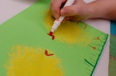 Quick Tip: How to Revive Dried Up Markers: dip in vinegar then cap  markers for a while.