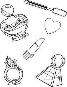 Lisa Frank Coloring Pages 24
