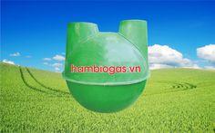 Hầm biogas composite