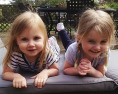 Lux and Heidi