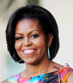 Definitive Proof That Michelle Obama Has and Always Will Be a Beauty Icon via @ByrdieBeauty