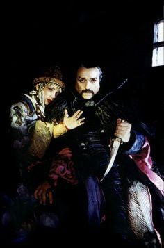 Ruggero Raimondi as Boris Godunov (opera by Mussorgski) in the movie by Andrzej Zulawski (1989)