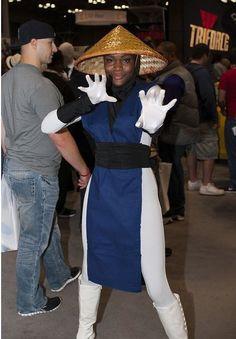 character raiden series mortal kombat - Mortal Kombat Smoke Halloween Costume