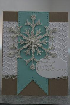 Glimmer Snowflake