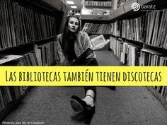 Las bibliotecas tamb