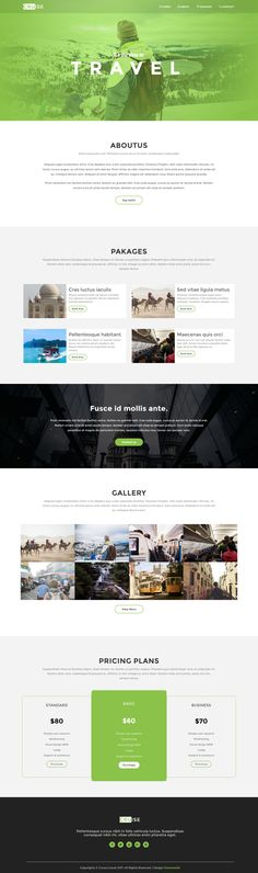 Cruise is an imaginative and responsive landing page template for travel websites, tourism & guide websites and any other purposes.   Download : http://www.themeswild.com/template/cruise