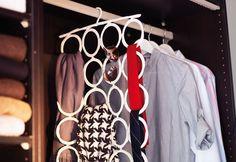 Idea para organizar pañuelos