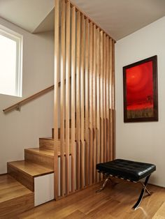 vertical wooden slats wall project dream house