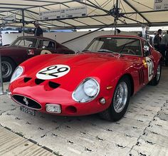 First time seeing one in the metal    #Ferrari #250GTO #FOS #GoodwoodFoS