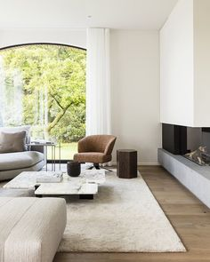 Project Eat, Sleep, Wear: Mix and Match Accent Tables for the Living Room - Anne Sage Interior Design Living Room, Living Room Designs, Living Room Decor, Living Spaces, Interior Decorating, Interior Paint, Living Rooms, Living Room Inspiration, Home Decor Inspiration