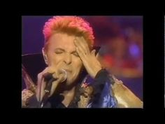 David Bowie 50th Birthday with Billy Corgan (11/12) - (1997) - Moonage Daydream / All The Young Dudes