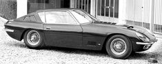 Aston Martin DBSС, 1966, by Touring. Carrozzeria Touring Superleggera built 2 prototypes based on shortened DB6 chassis as a potential new generation model but Aston Martin choose the William Towns...