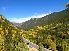 Mt evans Colorado
