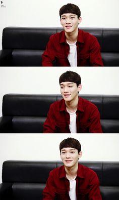 150830 #Chen #EXO