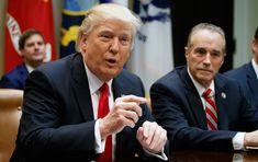 Trump flaunts strong Stock Market growth