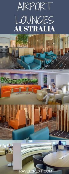 """A Quick Guide To Airport Lounges In Australia. Years ago when I first saw """"CIP"""" marked on a Denpasar airport lounge door I thought it was for Comparatively Important Persons."""