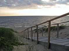 Beach Stairs @ Opal Beach by live w mcs, via Flickr