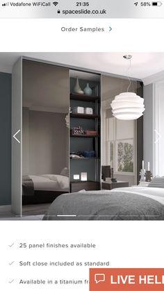 Wardrobes, It Is Finished, Live, Home Decor, Closets, Decoration Home, Room Decor, Closet, Interior Decorating