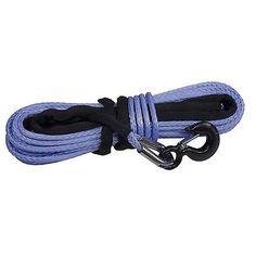 "Rugged Ridge 15102.10 Winch Rope 11/32"" X 100 ft. Breaking Force 16550 lbs."