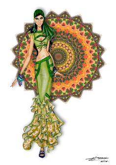"Last summer days:""Esmeralda"" by Christopher Conniff to F.A.B!!!"