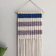 Beautiful Wall Hanging Macrame Idea (66)