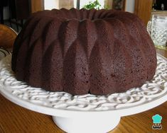 Unbelievably Good Chocolate Ginger Cake With Bourbon Sauce Recipe Chocolate Pound Cake, Best Chocolate, Sauce Recipes, Baking Recipes, Bourbon Sauce, Bunt Cakes, Wedding Desserts, Yummy Eats, Cakes And More