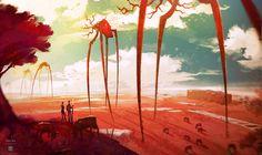 RED SEA by ToilettenMassaker.deviantart.com on @DeviantArt
