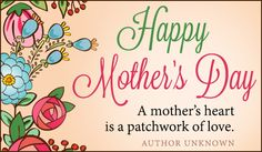 Free Patchwork of Love eCard - eMail Free Personalized Mother's Day Cards Online