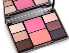 Like a smaller Naked Palette but with blushes. Laura Mercier Lingerie Collection Eye & Cheek Palette.