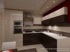 Znalezione obrazy dla zapytania aranżacja salonu z aneksem kuchennym