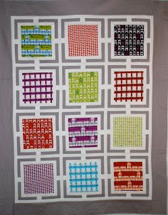 Sew E.T.: Tufted Tweets