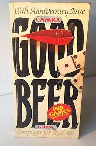 Camra good beer guide 1981