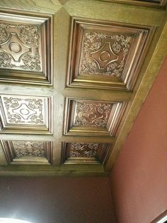 Decorative Tin Ceiling Tiles Td04 White Pearl To See More Please Visit Httpwwwtalissadecor