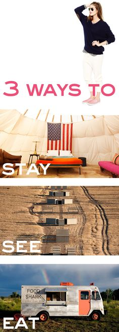 3 Ways To Steal The Weekend In Marfa, Texas #HATCHCollection