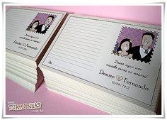 Confira 5 Dicas para Registros de Recados para os Noivos. uma forma dos noivos guardarem de recordação todas as felicitações desejadas pelos familiares e amigos.